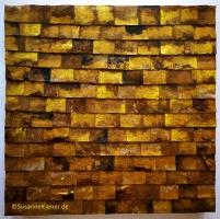 """Goldene Mauer"""